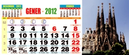 Cataleg calendaris